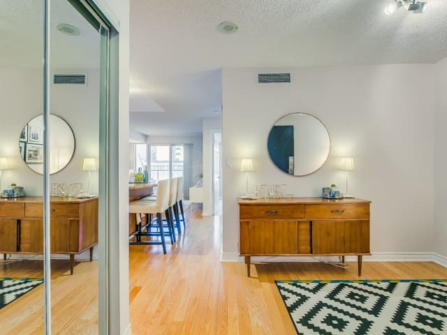 Top Location Condo in Heart of Downtown Toronto