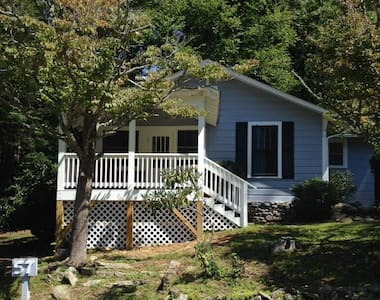 Chestnut Hill Cottage - Gerton - Talo