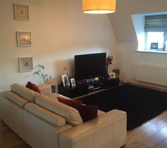 Apartment with Roof Top Garden - Malahide - Wohnung
