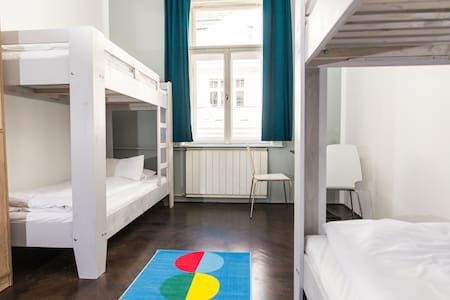 2B Hostel & Rooms - Bed in 4-bed Dormitory