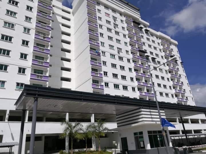 Apartment lavender 4