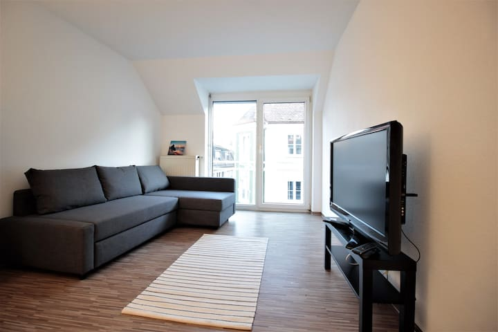 Modern and cosy apartment - city centre