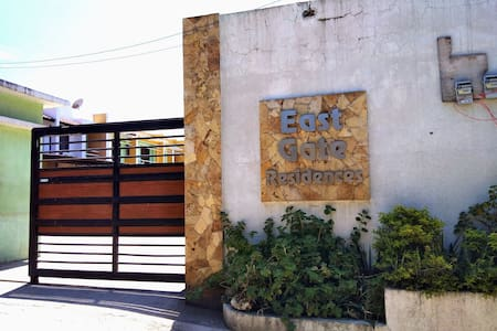 Takeoff point to airport near  restos,mall,transpo