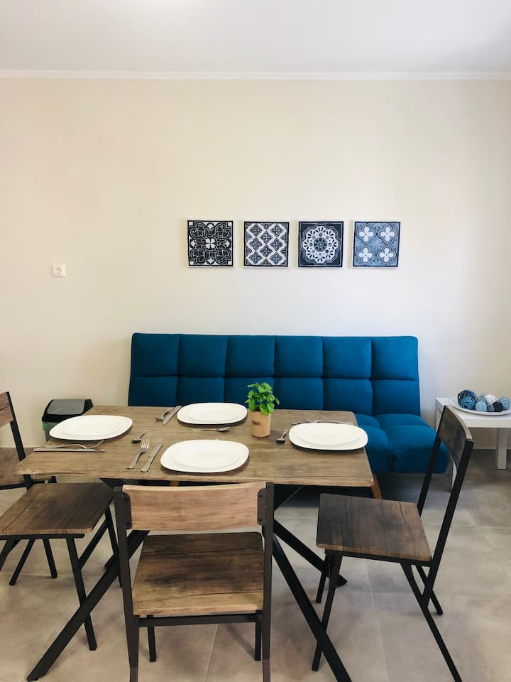 Siesta Apartment in Kavala, FREE WIFI