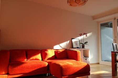 Nice flat with balcony, city center - Basel - Wohnung