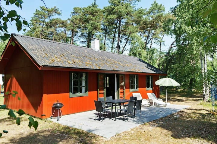 Modern Holiday Home in Nexø with Swimming Pool