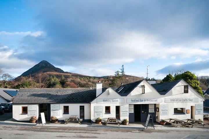 Hostel for Connemara National Park (Cloverfox)