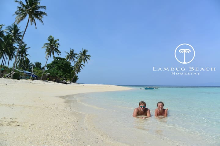 Lambug Beach Homestay @ Badian Cebu - Badian - Bed & Breakfast
