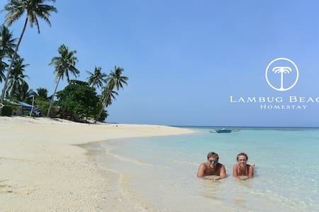 Lambug Beach Homestay @ Badian Cebu