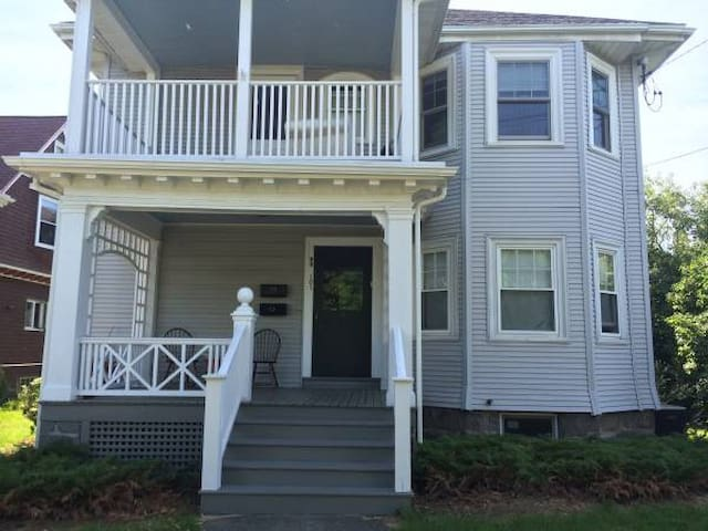 Spacious Private Room, Close to the T, Parking - Quincy - House