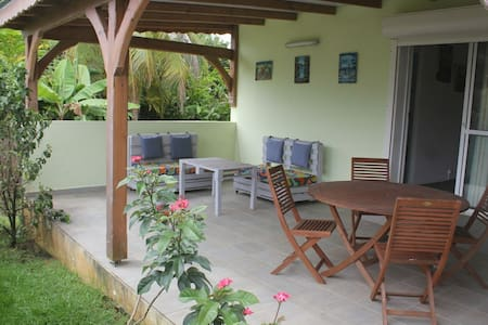 The pretty house in Guadeloupe - Petit Bourg - House