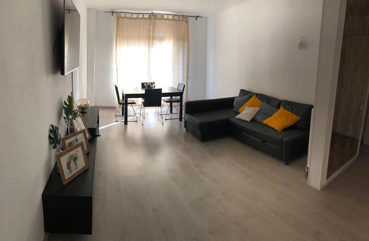 Habitación Doble en Barcelona.
