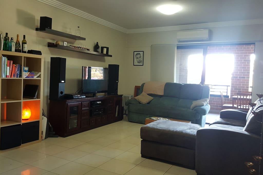Comfy Loungeroom