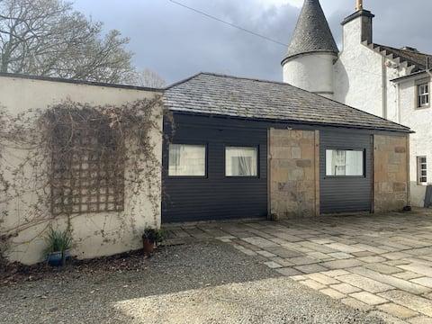 Ellon Castle Coach House, surrounded by history
