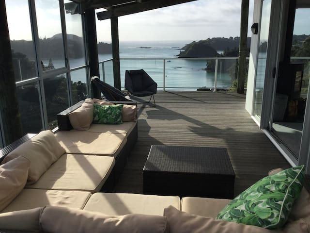 Tutukaka fabulous house and view