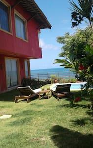 Casa vista mar com conforto e visual paradisíaco! - Tibau do Sul