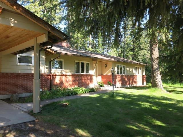 Charming Lake Blaine House