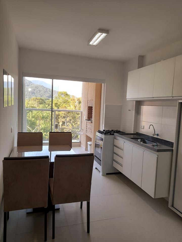 Apartamento Novíssimo no Centro De Ubatuba