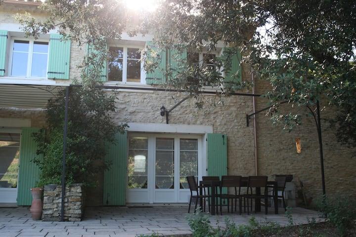 Gîte Nostalgique (Gîtes de France Gard)