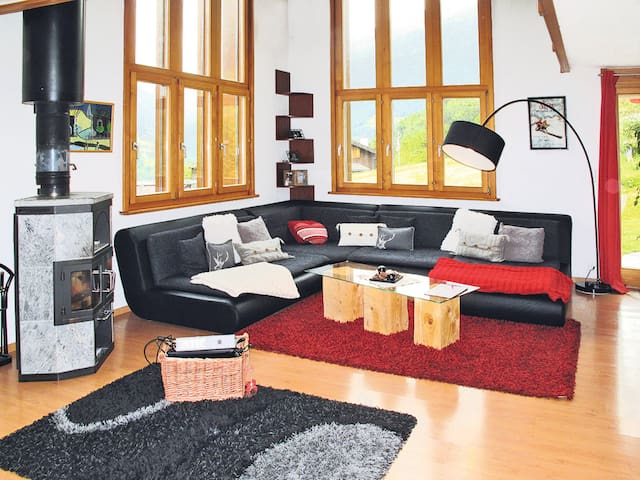 Holiday home in Saint Jean /Grimentz - Grimentz - House