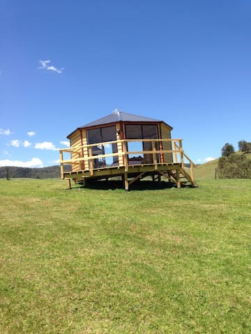Luxury Yurt