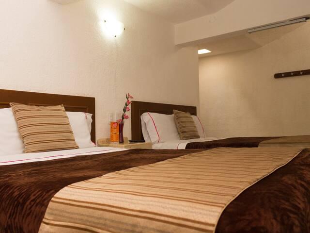 Habitación Doble Matrimonial Con Sauna