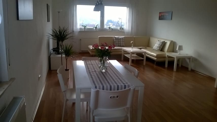 Ferienwohnung Nitsch - (URL HIDDEN) - Aßlar - Appartement