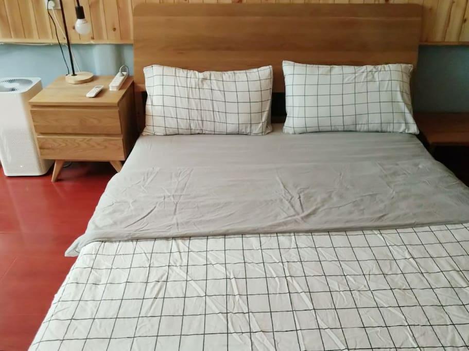 二楼卧室 实木家具