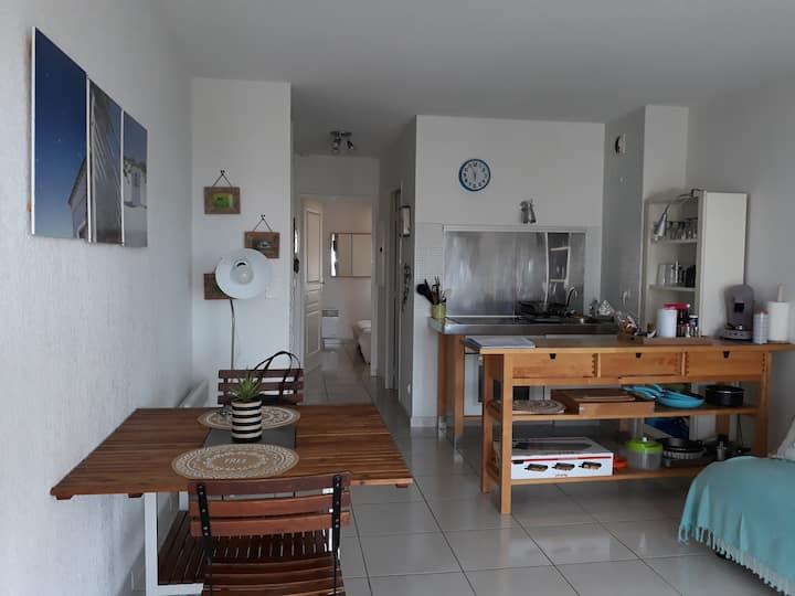 Appartement sur les hauteurs d'Algajola