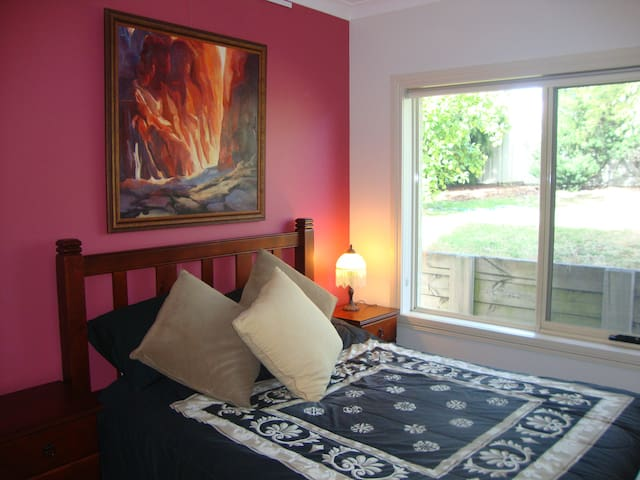 B&B Room with view to explore gorgeous Gippsland:) - Korumburra