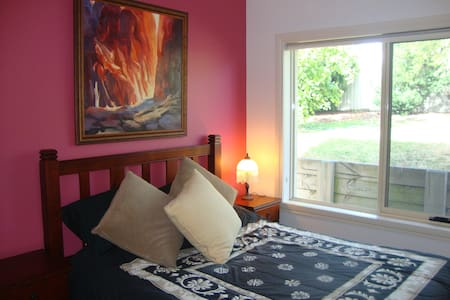 B&B Room with view to explore gorgeous Gippsland:) - Korumburra - Hus