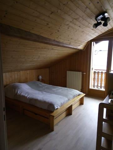 Chambre proche stations Haute-Savoie