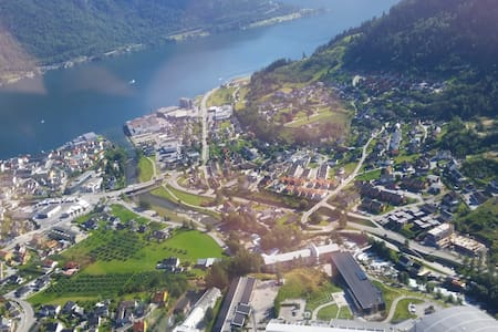 Small apartment close to town center. - Sogndal - 公寓