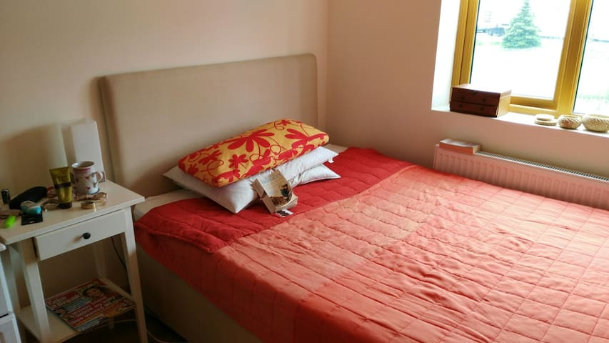 Cosy double bedroom with ensuite - County Wicklow, IE