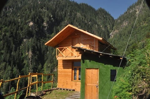 Your Hideout Below The Mountains| In Tandi