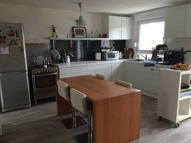 3 bed rooms house/Maison 3 chambres - Lille