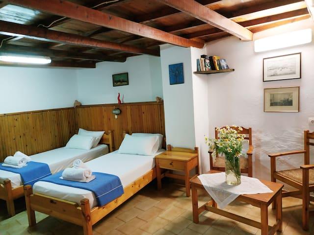 Room 3  -single beds