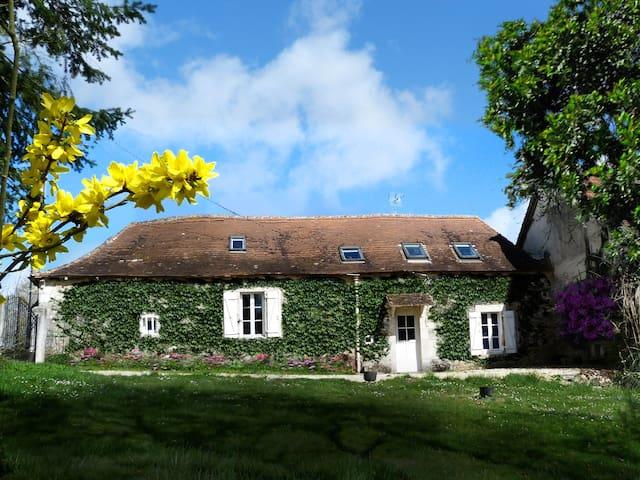 Gîte de charme au calme en Périgord noir - Limeyrat - House