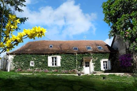 Gîte de charme au calme en Périgord noir - Limeyrat - Huis