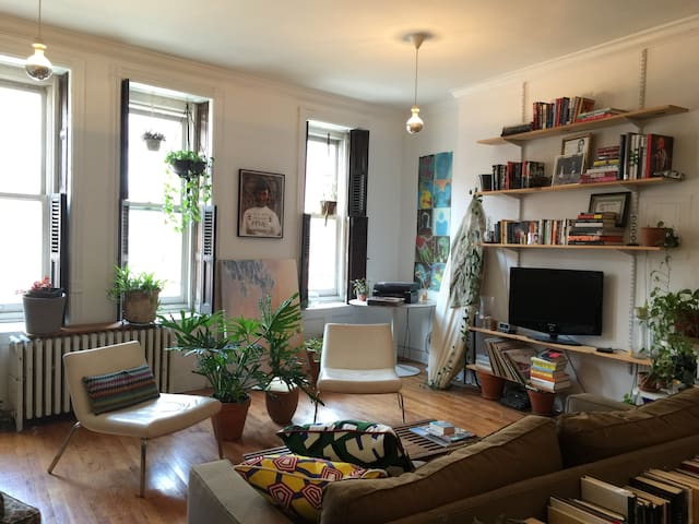 Private room in great neighborhood - Brooklyn - Lägenhet