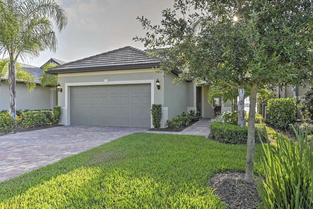 Boasting over 1,900 square feet of living space, this home is great for families or friends.