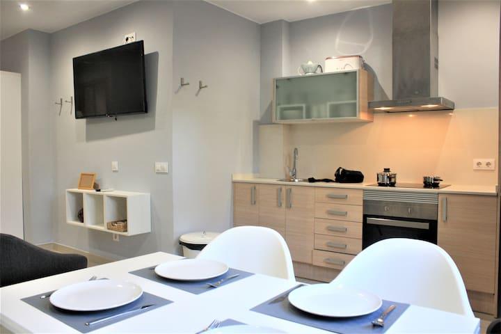 ALGUERA Apartments - Loft para 4 personas