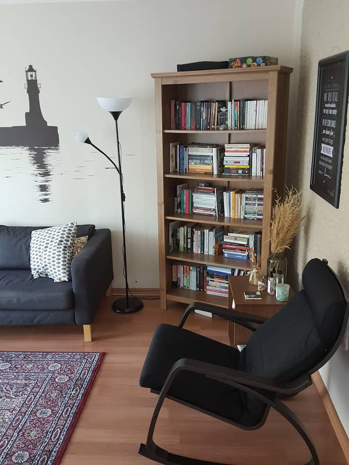 Safe and relax room (Middle room)