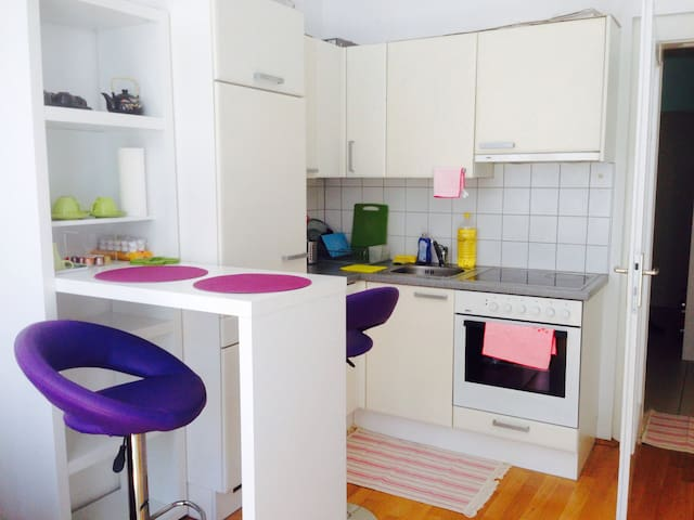 city center apartment near metro - Wien - Apartment