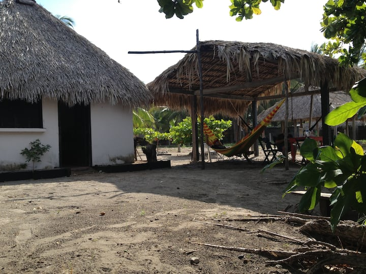 "Casa de Agua: cabaña ""La Primera"""