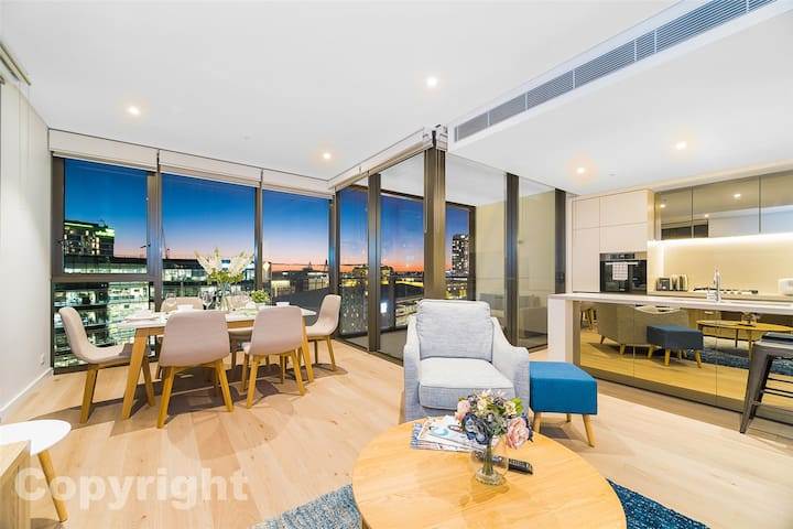 Sydney CITY CBD Luxury 2 bedroom Darling Harbour