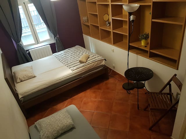 * CITY CENTER * Double Room