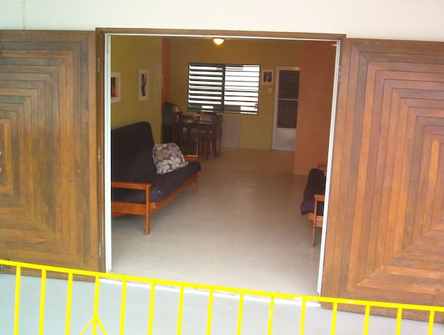 Casa Mango: Your home away from home in paradise. - Culebra - Huis