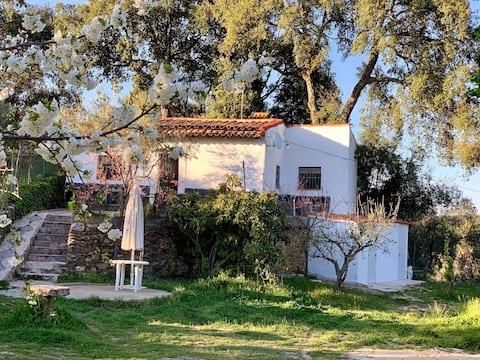 Casa Papiqui, plena Naturaleza en Fuenteheridos