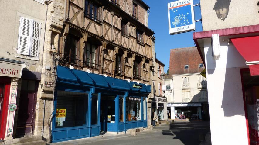 STUDIO  4  LA  CHATRE - La Châtre - Lägenhet